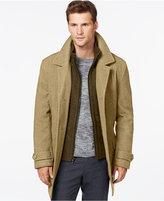 MICHAEL Michael Kors Men's Big & Tall Wool-Blend Car Coat