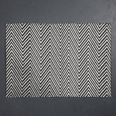 Homewear Lunar Chevron Placemat