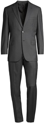Brioni New QR Wool Suit
