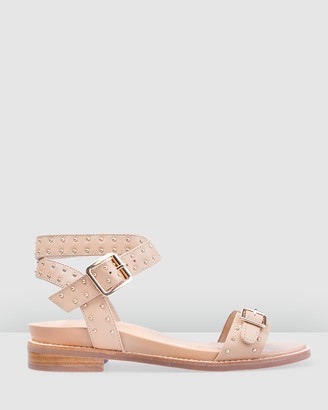 Bared Footwear - Women's Brown Sandals - Spinetail Flat Sandals - Women's - Size One Size, 36 at The Iconic