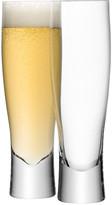 LSA International Bar Lager Glasses - Set of 2 - 550ml