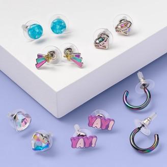 Girls' 6pk Earrings - More Than MagicTM