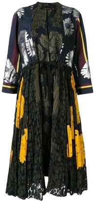 Biyan Daisy Print Dress