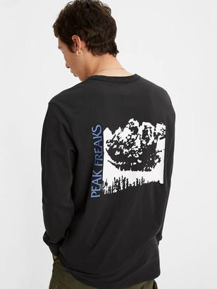 Levi's Skate Graphic Longsleeve Tee Shirt