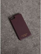 Burberry Trench Leather iPhone 7 Case