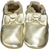 Robeez Moccasin Maggie (Inf/Tod) - Gold-6-12 Months