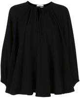 Co long sleeve swing blouse