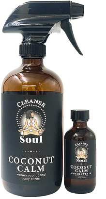 The Cleaner Soul Coconut Calm Concentrate