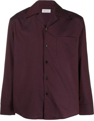 Ernest W. Baker Dotted Shirt