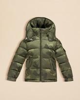 Moncler Boys' Maya Shiny Jacket - Sizes 8-14