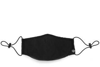 Mostly Heard Rarely Seen Polka Dot Print Face Mask
