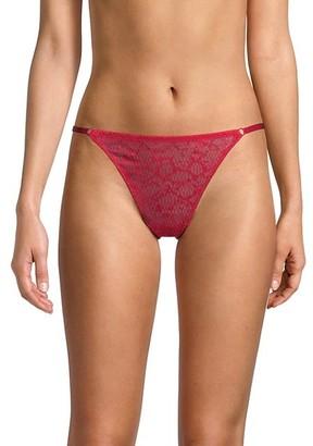 Free People Tameeka High-Waist Lace Panties