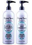Original Sprout Natural Shampoo & Deep Conditioner Set 33 oz