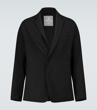 Lardini x Yosuke Aizawa nylon blazer