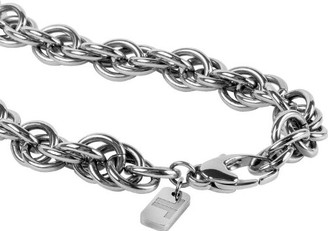Jacques Lemans Jewellery S-K33A Ladies' Necklace Stainless Steel 60 cm