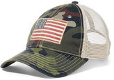 Polo Ralph Lauren Camo-Print Twill Trucker Hat