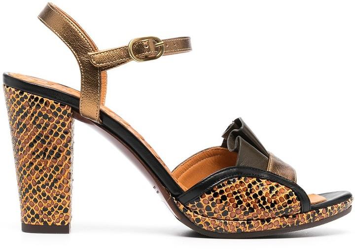 Chie Mihara Akaela 95mm heels
