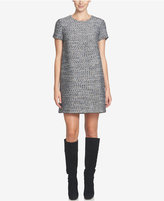 CeCe Kayte Tweed Shift Dress