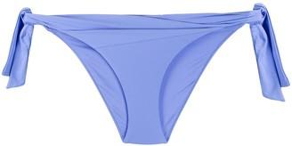 La Perla Sequin-Embellished Bikini Bottoms