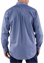 Carhartt Flame-Resistant Tradesman Shirt - Lightweight Twill, Long Sleeve (For Tall Men)
