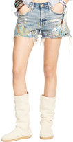 Denim & Supply Ralph Lauren Cut-Off Shorts, Marion Wash