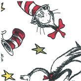 Trend Lab Dr. Seuss's The Cat in the Hat Crib Sheet by