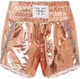 Heroine Sport - Sport Metallic Shell Shorts