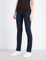 7 For All Mankind Roxanne skinny mid-rise jeans