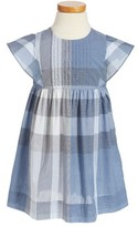 Burberry Girl's Gertrude Check Dress
