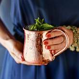 Williams-Sonoma Williams Sonoma Hammered Copper Mug