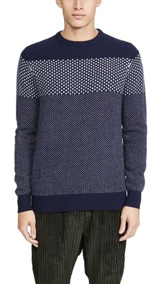 Barbour Ridge Crew Neck Sweater