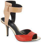 Kenneth Cole New York Tudor Colorblock Heels