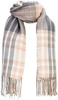 Very Reversible Check Midweight Scarf