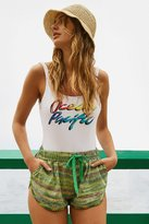 BDG Dazed Printed Dolphin Short