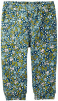 Tea Collection Jet-Set Floral Joggers (Baby Girls)