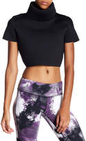 Alo In-Shape Short Sleeve Scuba Top