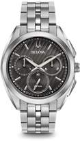 Bulova CURV Stainless Steel 45mm Watch