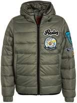 Replay Winter jacket sage green