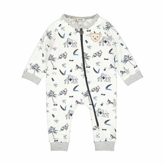 Steiff Baby_Boy's Strampler Footies
