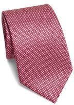 Ermenegildo Zegna Circle Silk Tie