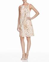 Basler Sleeveless Printed Dress