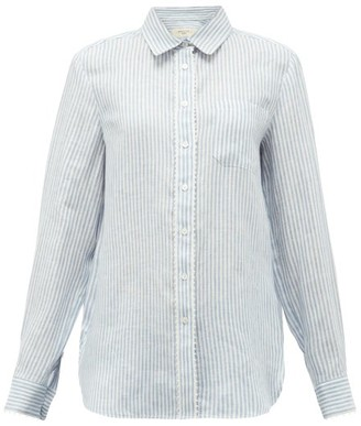 Max Mara Francis Shirt - Womens - Blue White