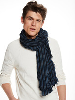 Scotch & Soda Cotton-Nylon Scarf