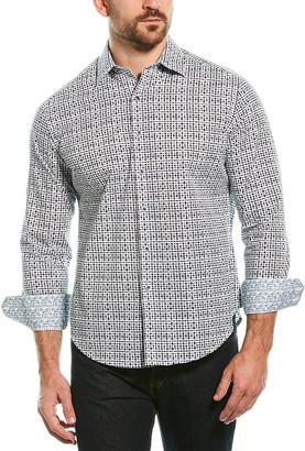 Robert Graham Regent Classic Fit Woven Shirt