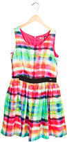 Junior Gaultier Girls' Sleeveless Printed Dress w/ Tags
