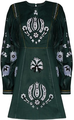 Vita Kin Jasmine embroidered dress