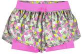 Mayoral Geometric Ponte Bike Shorts, Size 8-16