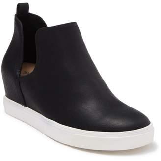 Call it SPRING Lanassa Vegan Cutout High Sneaker Boot
