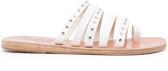 Ancient Greek Sandals Niki crystal embellished sandals