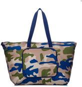 Toss Camo Foldup Bag